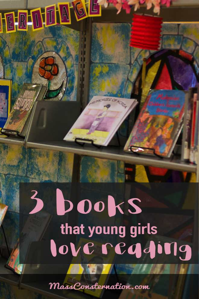 Recommended Books for a Young Girl