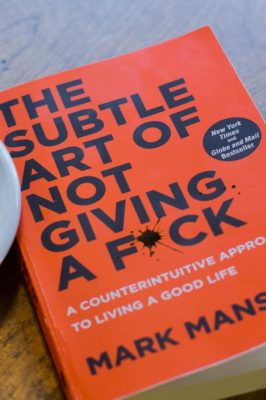 I read some self-help books so you don't need to