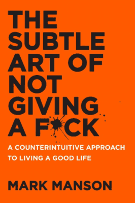 Subtly Not Giving a F*ck – The Book Version