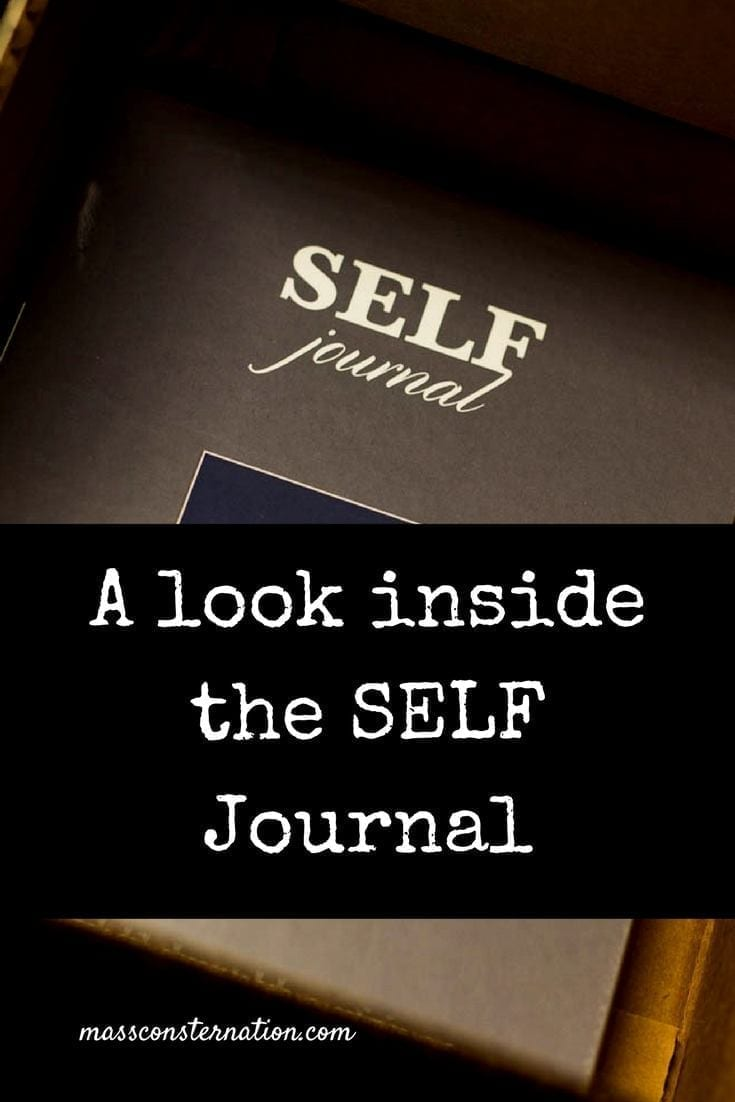 A New Year, A New Planner: Unboxing The Self Journal
