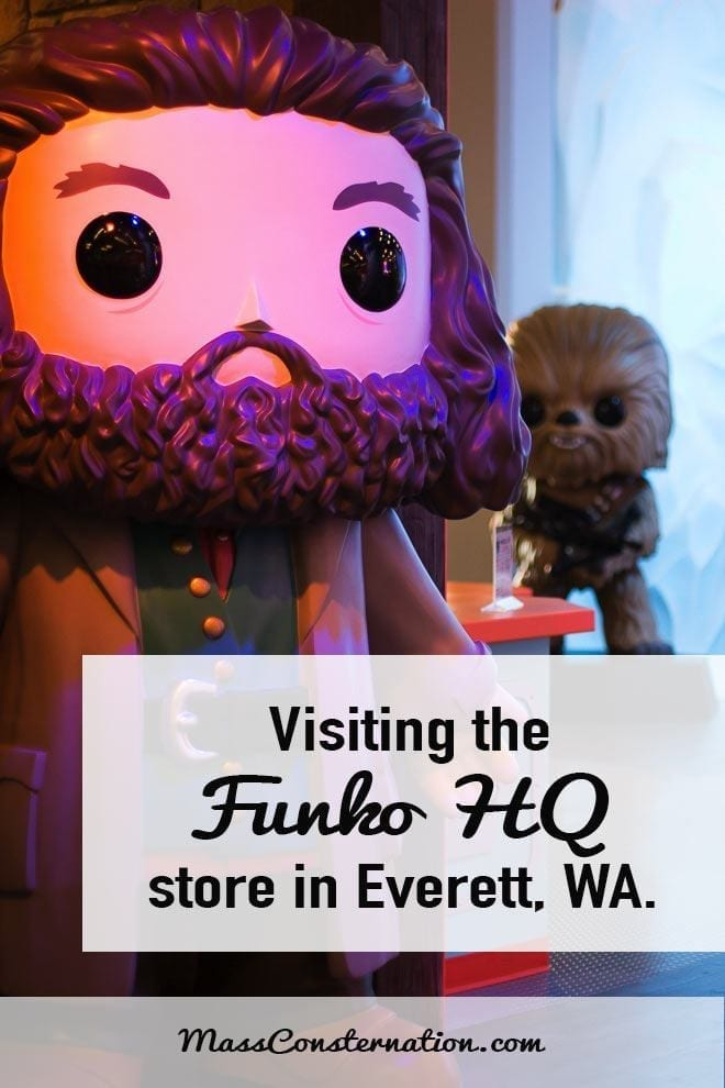 Visiting the Funko HQ in Everett