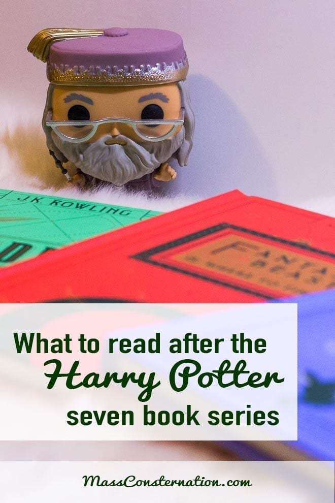 You've Read the Harry Potter Series, What's Next?