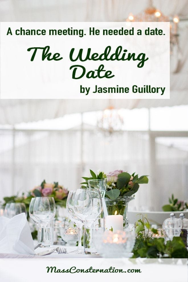 He needed a date to his ex\'s wedding. The Wedding Date by Jasmine Guillory. #BookReview