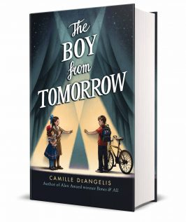 A Friendship Divided by a Century in The Boy from Tomorrow