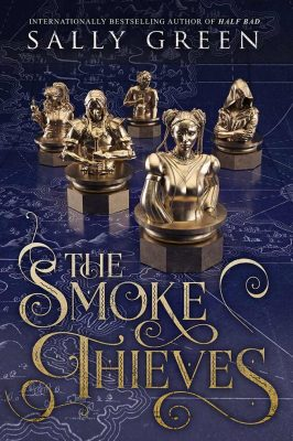 Returning to fantasy novels with The Smoke Thieves