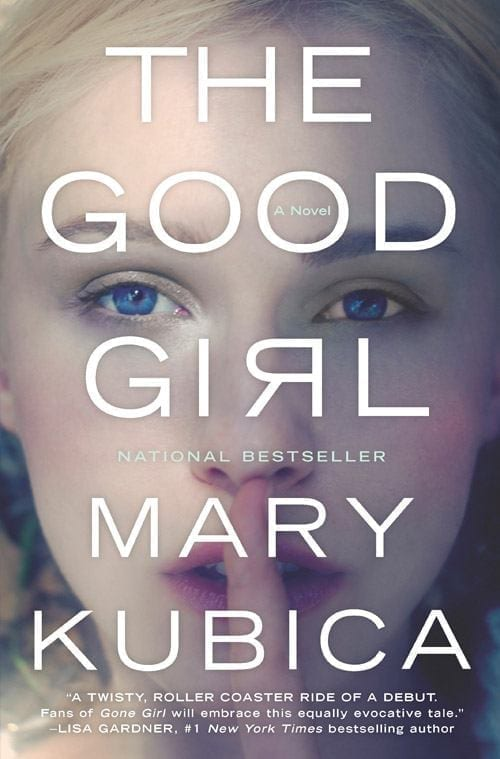 The Good Girl by Mary Kubica is a story of abuse and power but, hey, it\'s all OK because they love each other. It\'s meant to be a thriller but it\'s Twilight for older women without the vampires. 