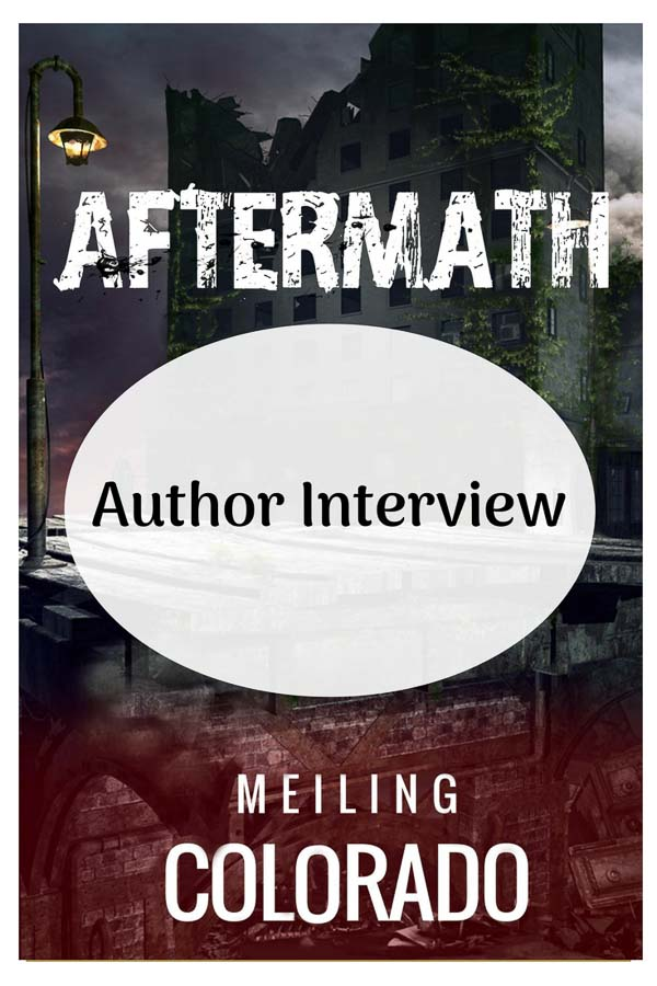 Chatting with Meiling Colorado, author of Aftermath