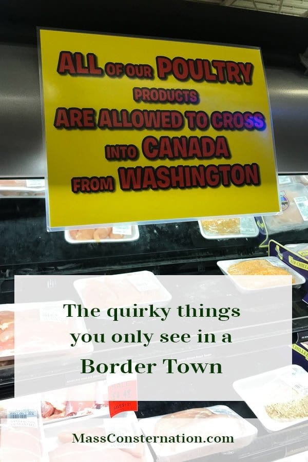 Border Town Life: It's Quirky