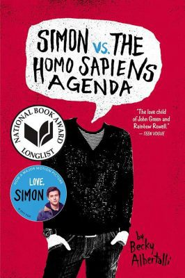 The adorable Simon vs the Homo Sapiens Agenda