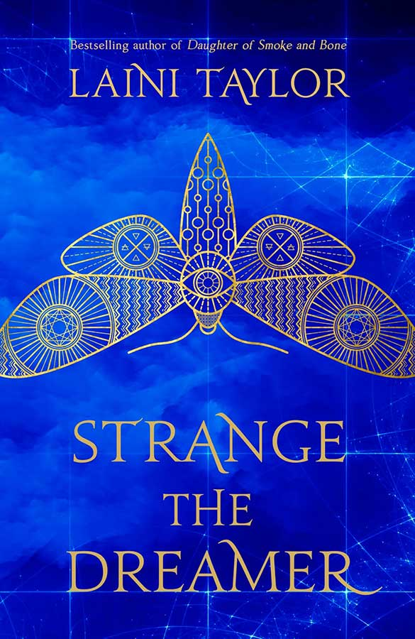 An unseen city, a war orphan librarian, and a blue girl in the sky and his dreams. Strange the Dreamer by Laini Taylor is my new favorite YA novel.  #StrangeTheDreamer #LainiTaylor #YABooks #FantasyBooks #YAFantasy #BookReviews #BookBlogger #MassConsternation