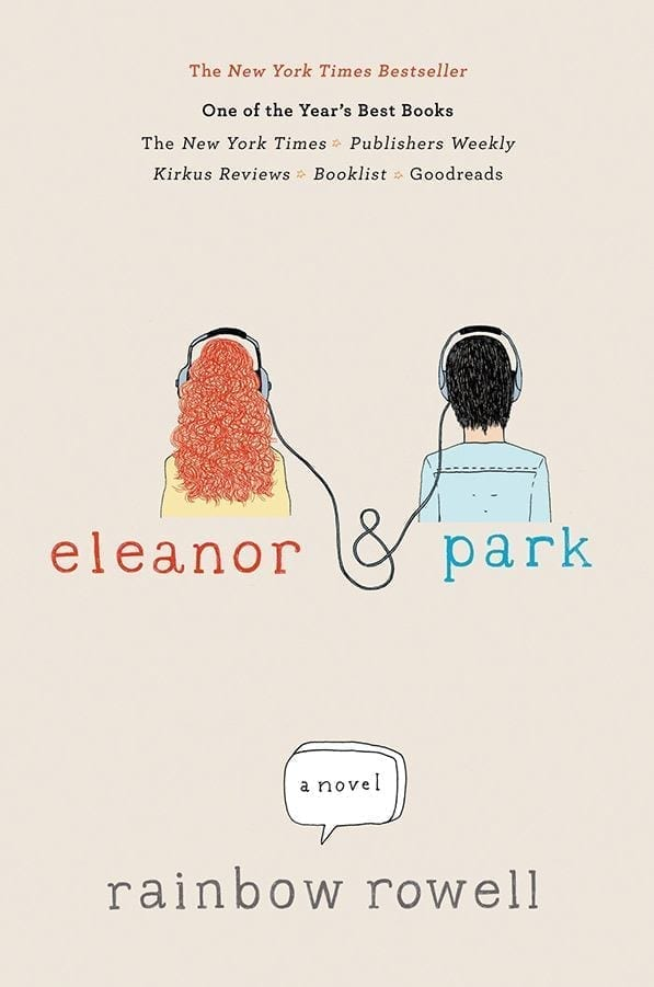It\'s Banned Book Week so I\'m reading Eleanor & Park by Rainbow Rowell: a story of laughter, tears, awkwardness, and young love, and loss.  #Books #YABooks #BookReview #BannedBooks #BannedBooksWeek #Rainbow Rowell #BookBlogger #MassConsternation