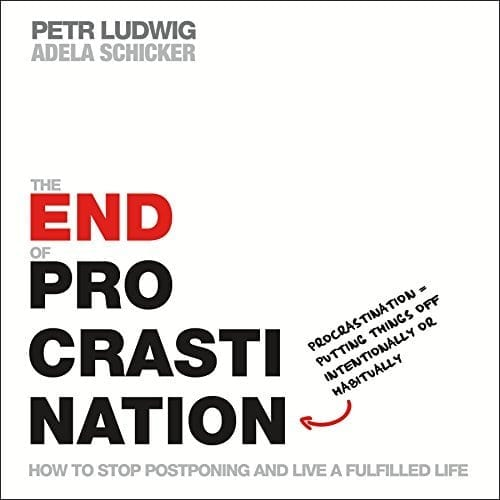 Is your New Year's resolution to get more done? Here are the life tips I learned reading The End of Procrastination by Petr Ludwig.