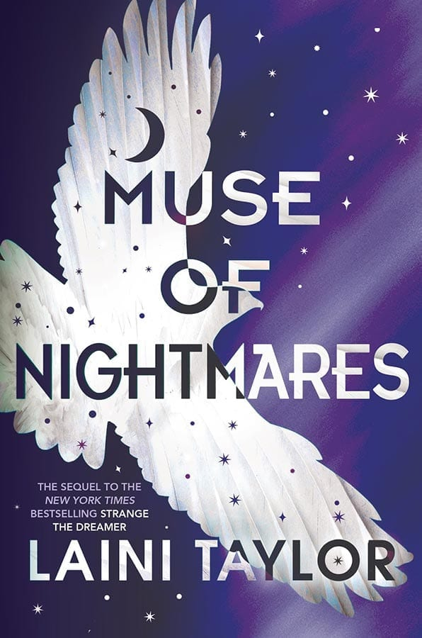 A return to Weep in the Muse of Nightmares by Laini Taylor