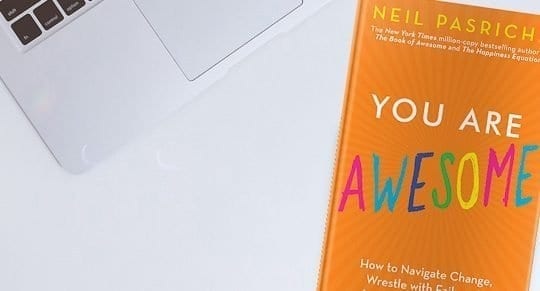 You-Are-Awesome-Neil-Pasricha-Self-Help-Book-Review-Mass-Consternation-Bianca-Smith-1