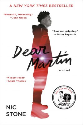 Book Review: Dear Martin by Nic Stone