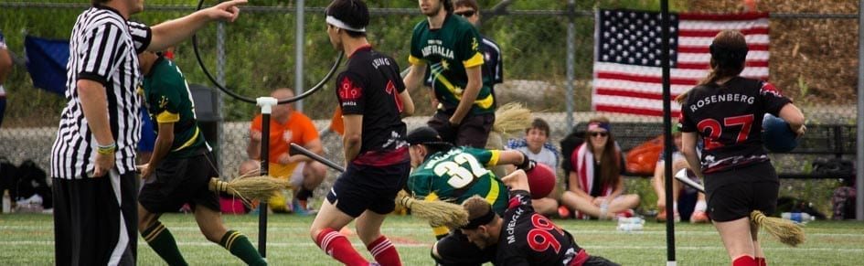 Quidditch Global Games Canada 2014