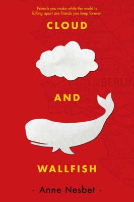 Cloud and Wallfish: in East Germany